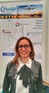 Airtec 2017 Monica Ferraboli