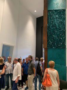 Inaugurazione Facchini ingresso