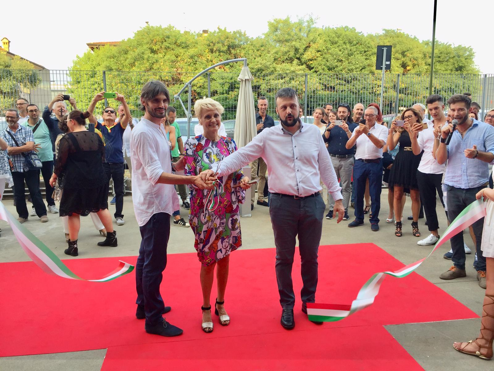 inaugurazione Facchini