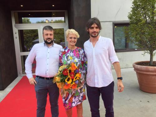 inaugurazione Facchini famiglia
